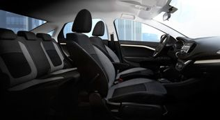 Пассажирские сиденья